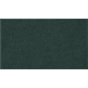 Aqua Shield Evergreen 36 inch x 120 inch Squares Polypropylene Door Mat by Aqua Shield