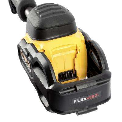FLEXVOLT 15 in. 60-Volt Lithium-Ion Cordless Brushless String Grass Trimmer with 3.0Ah Battery and Charger Included