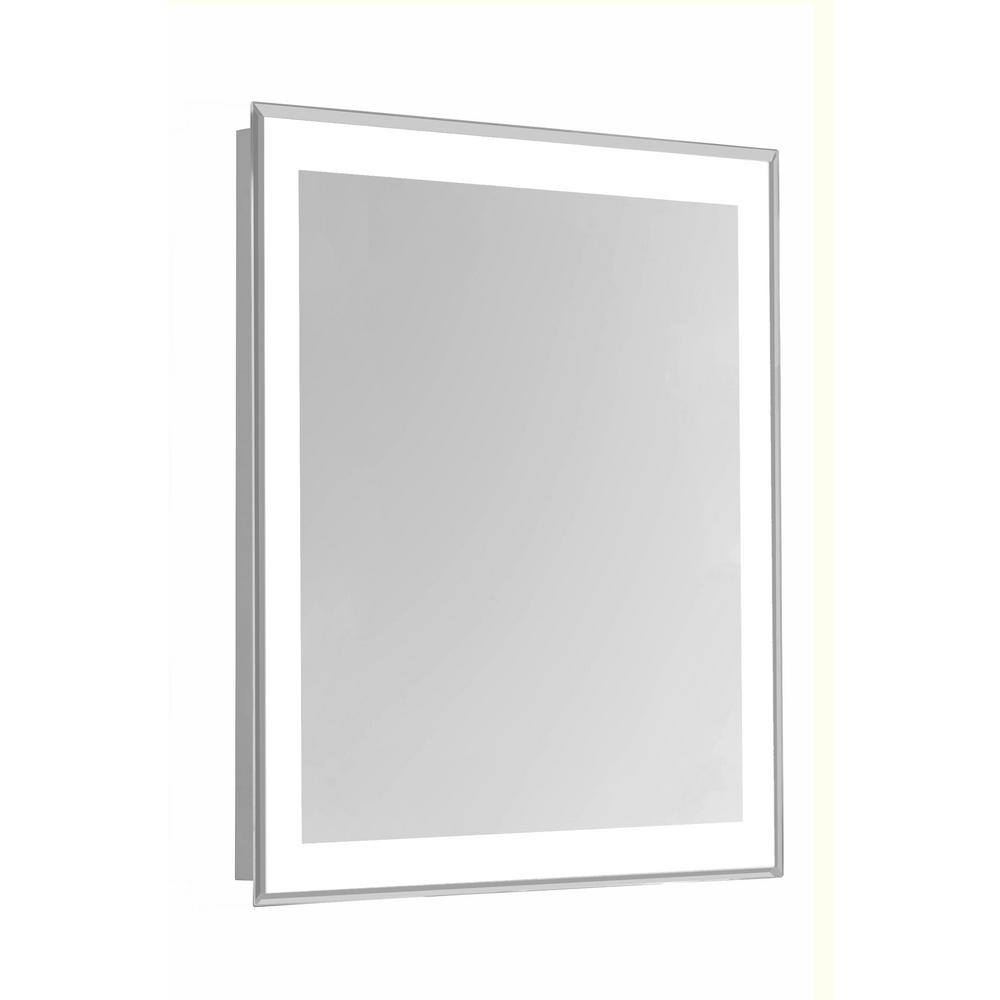 Klein 24 in. x 40 in. 4 Sides LED Edge Wall