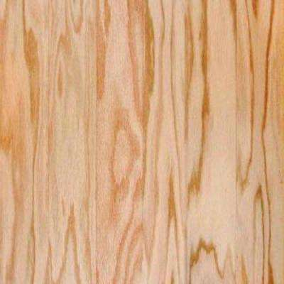 Take Home Sample - Red Oak Natural Hardwood Flooring - 5 in. x 7 in.