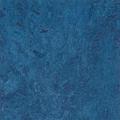 Blue 9.8 mm Thick x 11.81 in. Wide x 35.43 in. Length Laminate Flooring (20.34 sq. ft. / case)