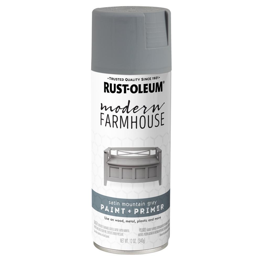 Quick Color 10 oz  Flat Black General Purpose Spray Paint