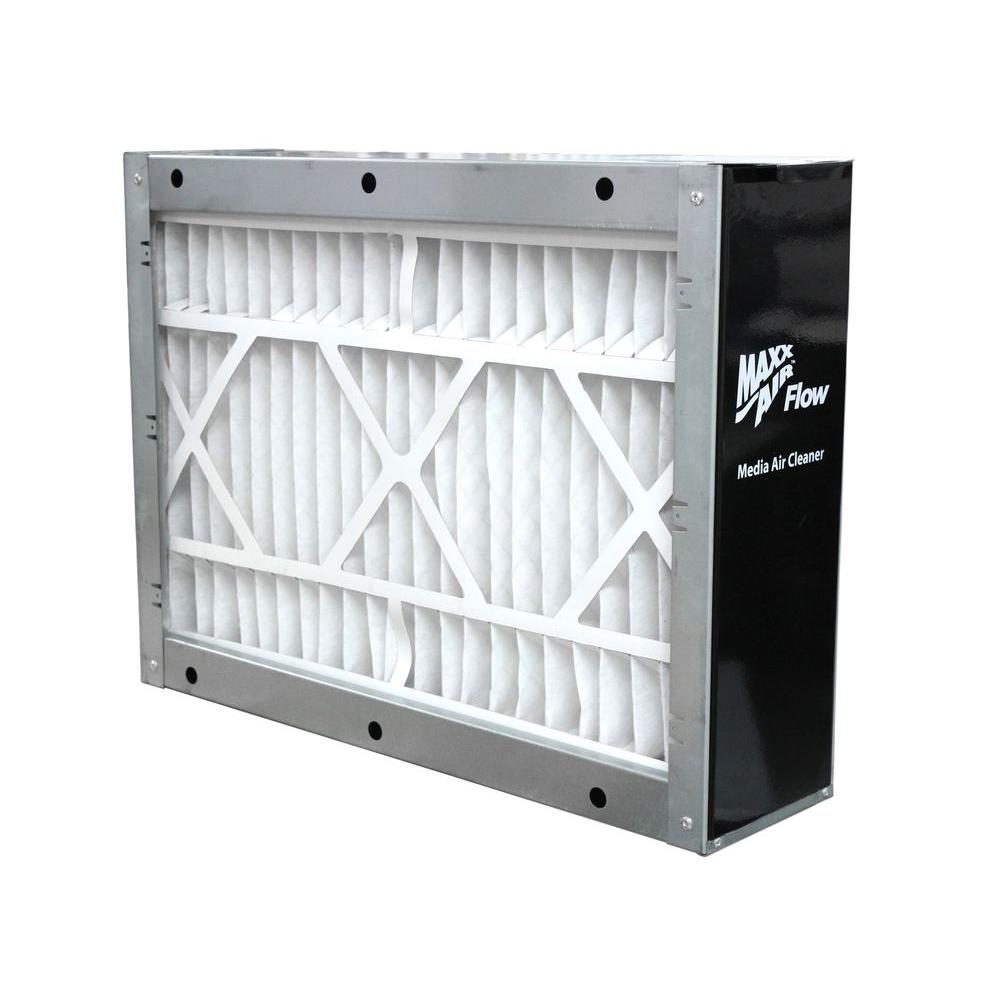 MaxxAir 25 in. H X 16 in. H X 5 in. D FPR 5 Air Cleaner Cabinet ...