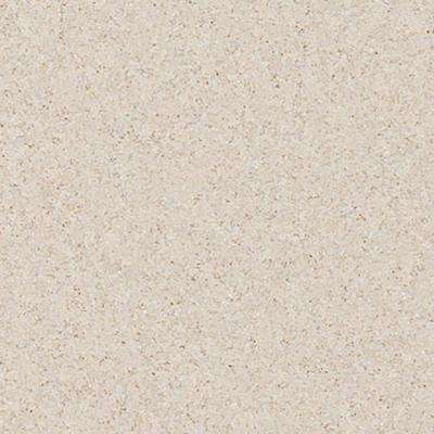 2 in. x 2 in. Solid Surface Countertop Sample in Cashmere Mirage
