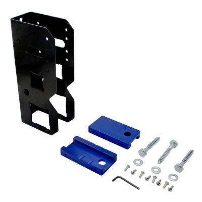 The Rack Collector Ultimate Wall-Mount Hitch Accessory Storage Device