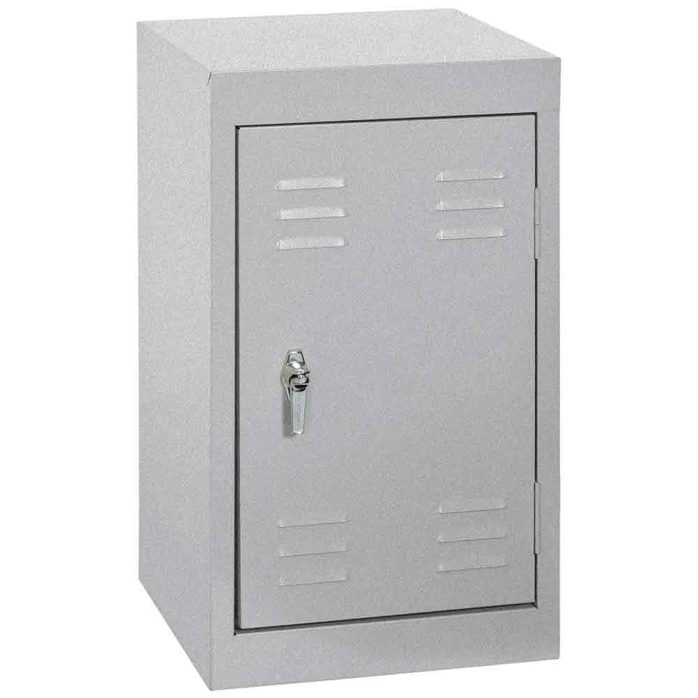 Sandusky 15 in. W x 15 in. D x 24 in. H Single Tier Welded Steel Locker in Multi Granite