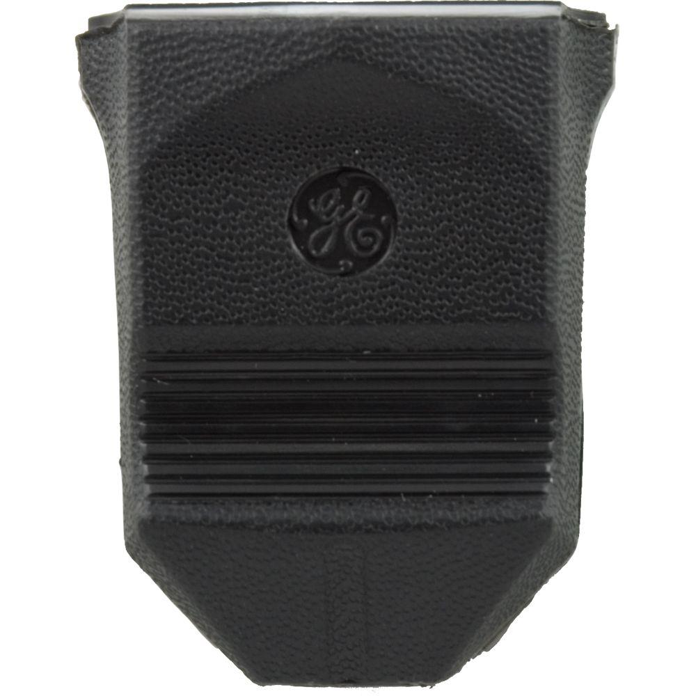 GE Household Polarized Connector - Black