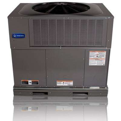 3.5 Ton 14 SEER R-410A 90,000 BTU Heat Horizontal or Down Flow Package A/C and Gas