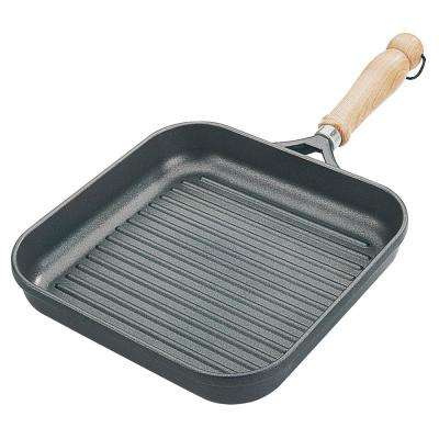 10 in. Tradition Square Grill Pan Square