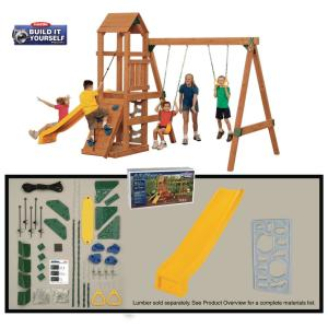 Swing N Slide Alpine Custom Diy Play Set Hardware Kit Ws 5007