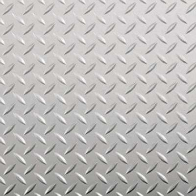10 ft. Wide Diamond Metallic Silver Vinyl Universal Flooring Your Choice Length