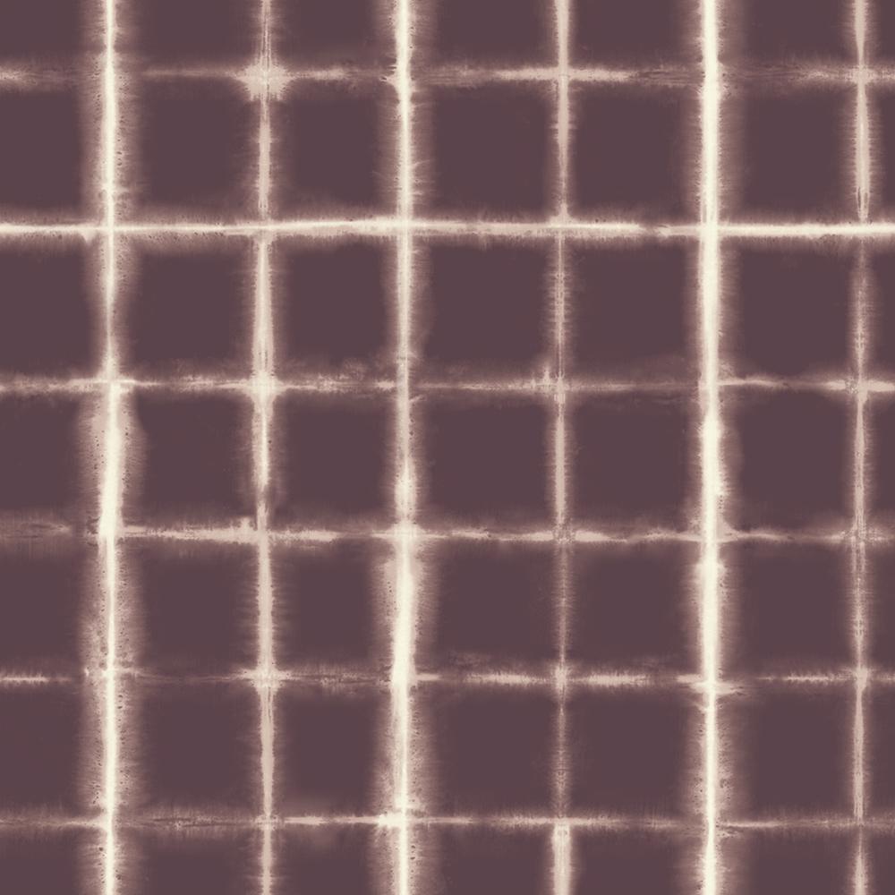 Shibori Fig Self-Adhesive Removable Wallpaper
