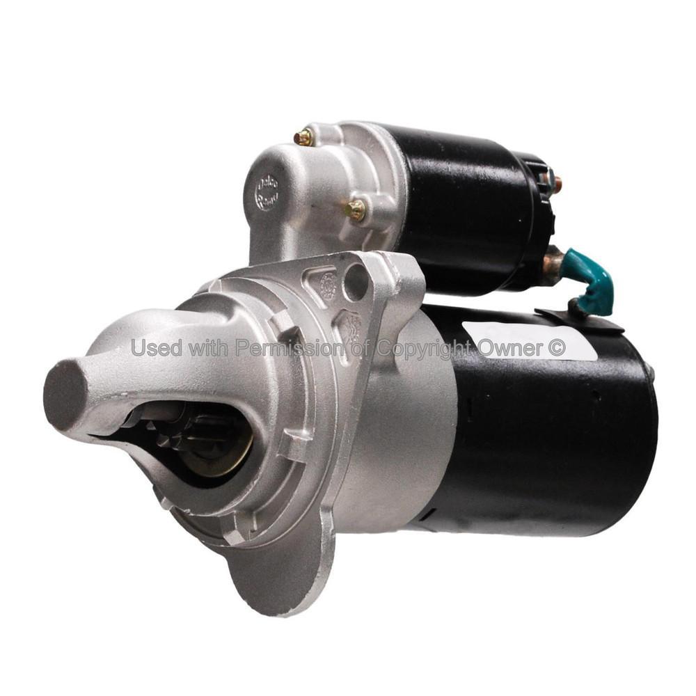 Reman Starter Motor fits 2008-2009 Saab 9-7x