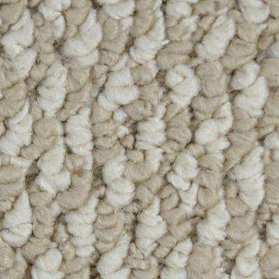 Carpet Sample - Bayfield - Color Brentwood Loop 8 in. x 8 in.