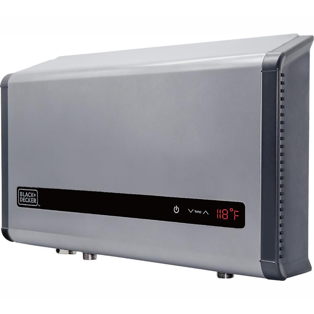 Black Decker 36 Kw Self Modulating 6 1 Gpm Electric