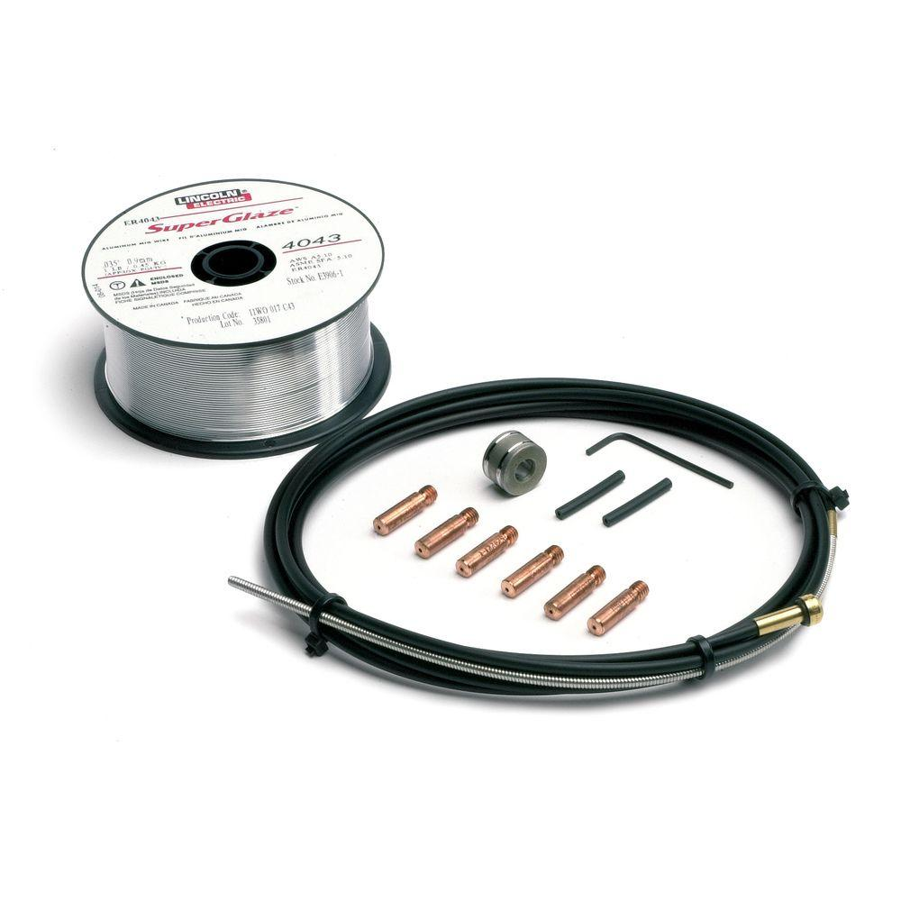 Lincoln Electric Aluminum Feeding Kit