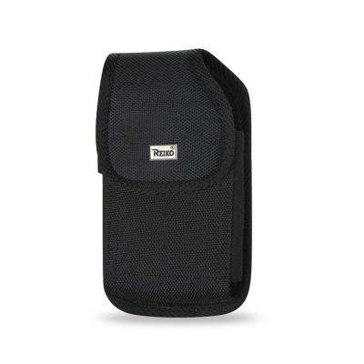 Large Vertical Rugged Holster in Black