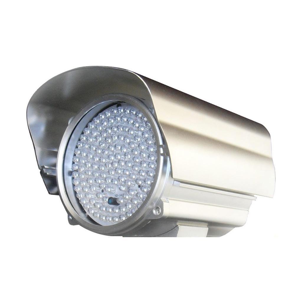 Outdoor Infrared Illuminator - Silver