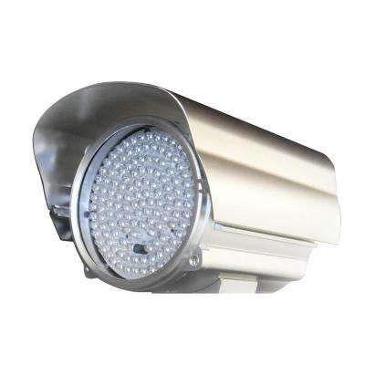Outdoor Infrared Illuminator - Silver