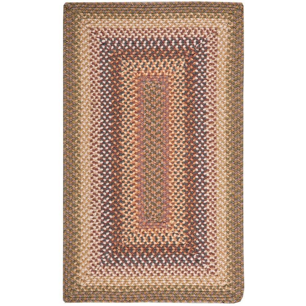 Nourison Overstock Craftwork Autumn 2 ft. 3 in. x 3 ft. 9 in. Accent Rug