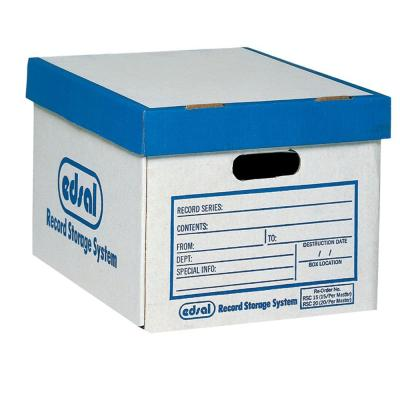 20 lb. Record Storage Boxes (20-Pack)