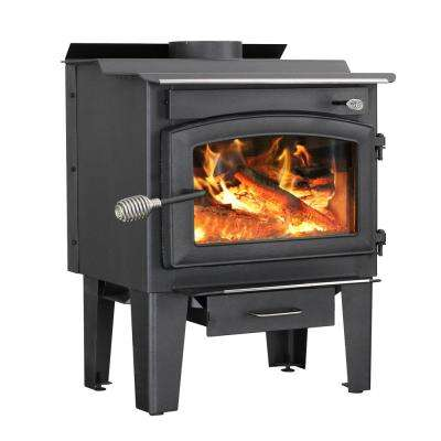 Defender 1,200 sq. ft. Wood-Burning Stove with Blower