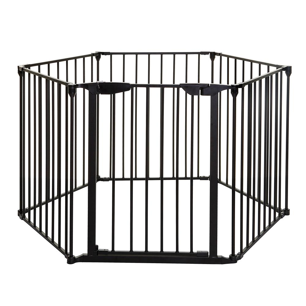 Dreambaby Mayfair Converta 29 5 In H 3 In 1 Play Pen 6 Panel Gate
