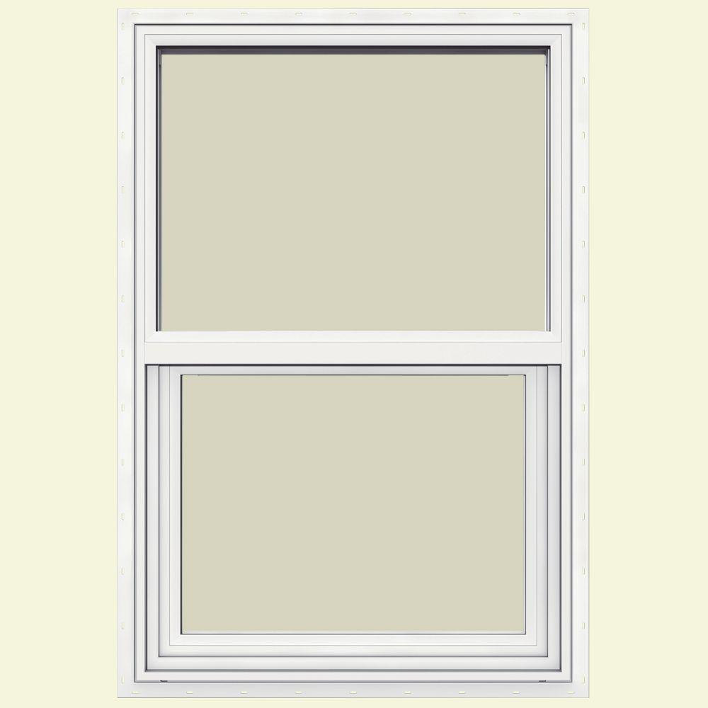 23.5 in. x 35.5 in. V-1500 Series Single Hung Vinyl Window