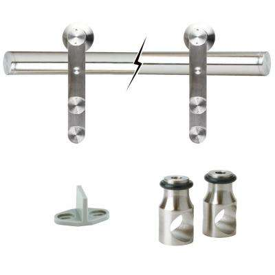 Stainless Steel Decorative Sliding Door Hardware
