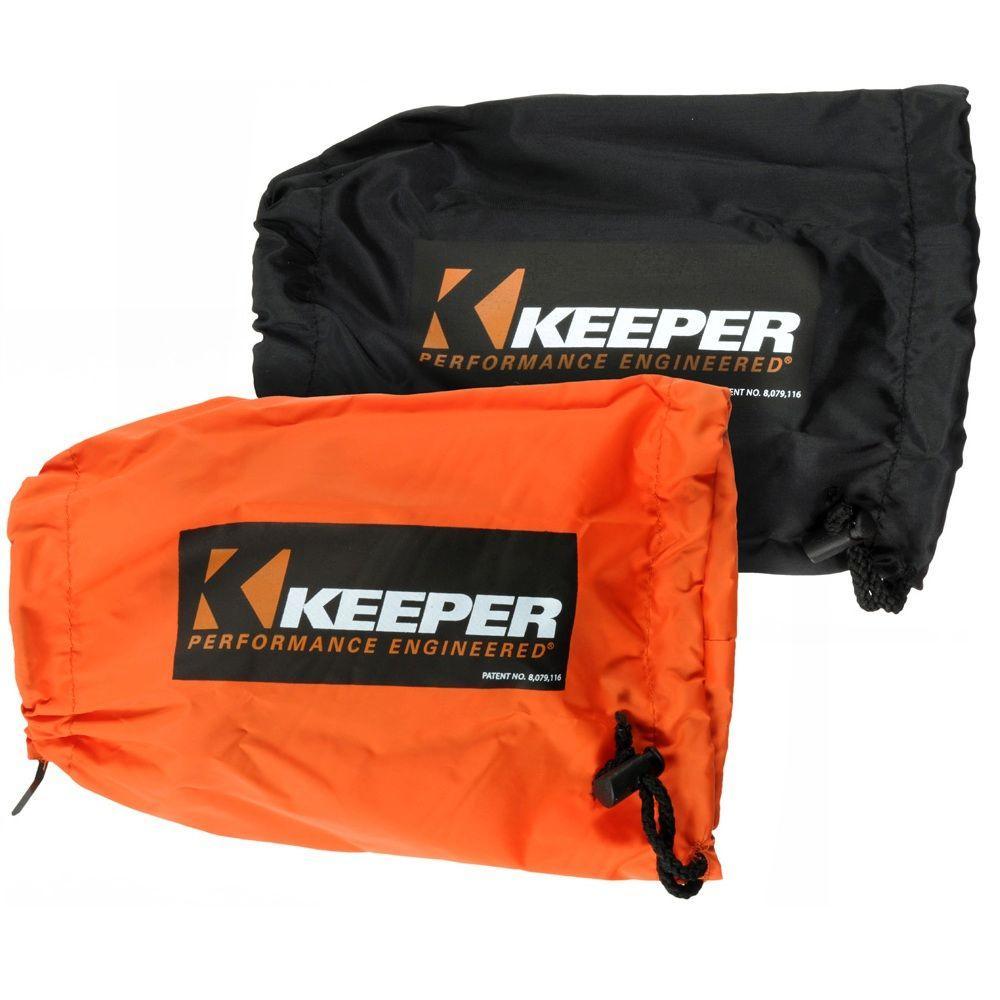 Keeper Excess Webbing Bag (2-Pack)