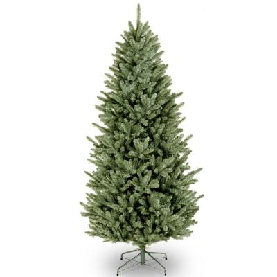 7.5 ft. Natural Fraser Slim Fir Artificial Christmas Tree