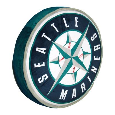 15 in. Mariners Multi Color Polyester Cloud Standard Pillow