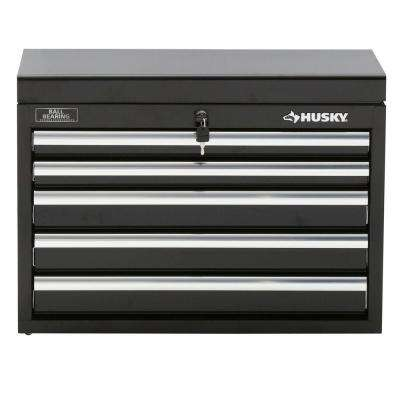 26 in. W 5-Drawer Chest