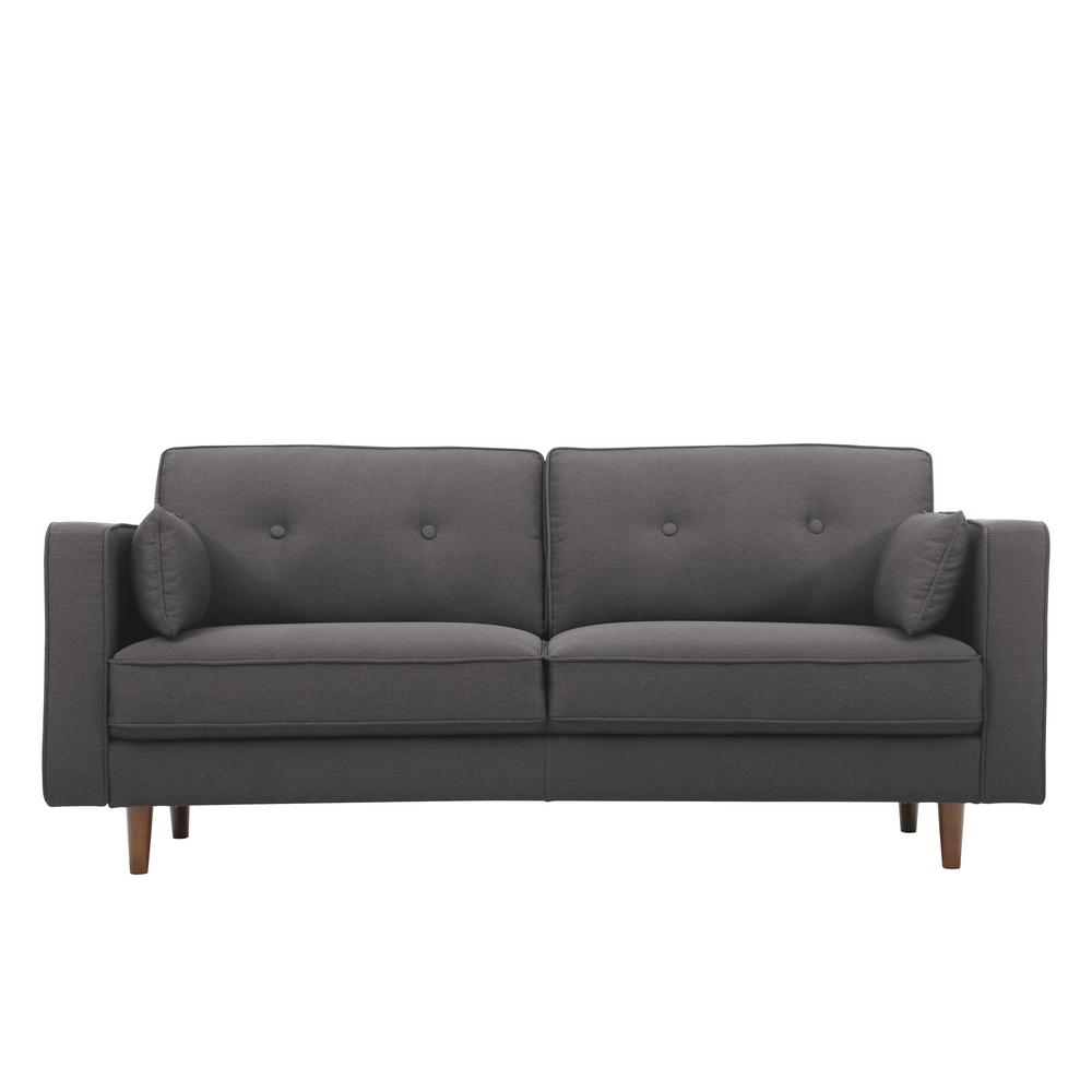 Lifestyle Solutions Tucson Mid Century Modern Sofa-LK