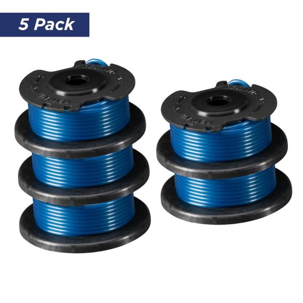 0.065 in. Single Feed Trimmer line for 20-Volt String Trimmer and Edger (5-Pack)