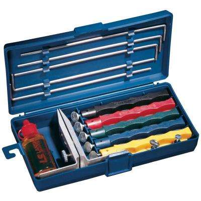 10.2 in. 5-Stone Sharpening Kit
