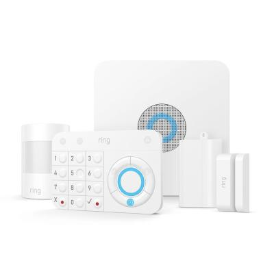 Certified Refurbished Wired Alarm Home Security Kit 5-Piece (1st Gen)