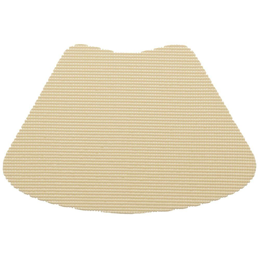 Kraftware Fishnet Wedge Placemat in Ivory (Set of 12)