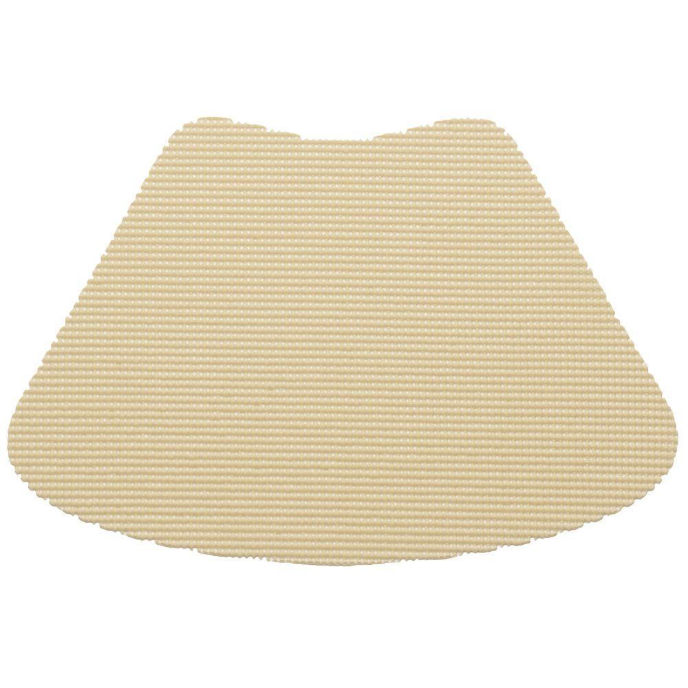 Kraftware Fishnet Wedge Placemat in Ivory (Set of 12) by Kraftware