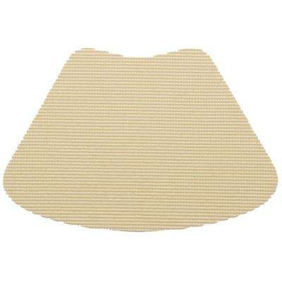 Fishnet Wedge Placemat in Ivory (Set of 12)