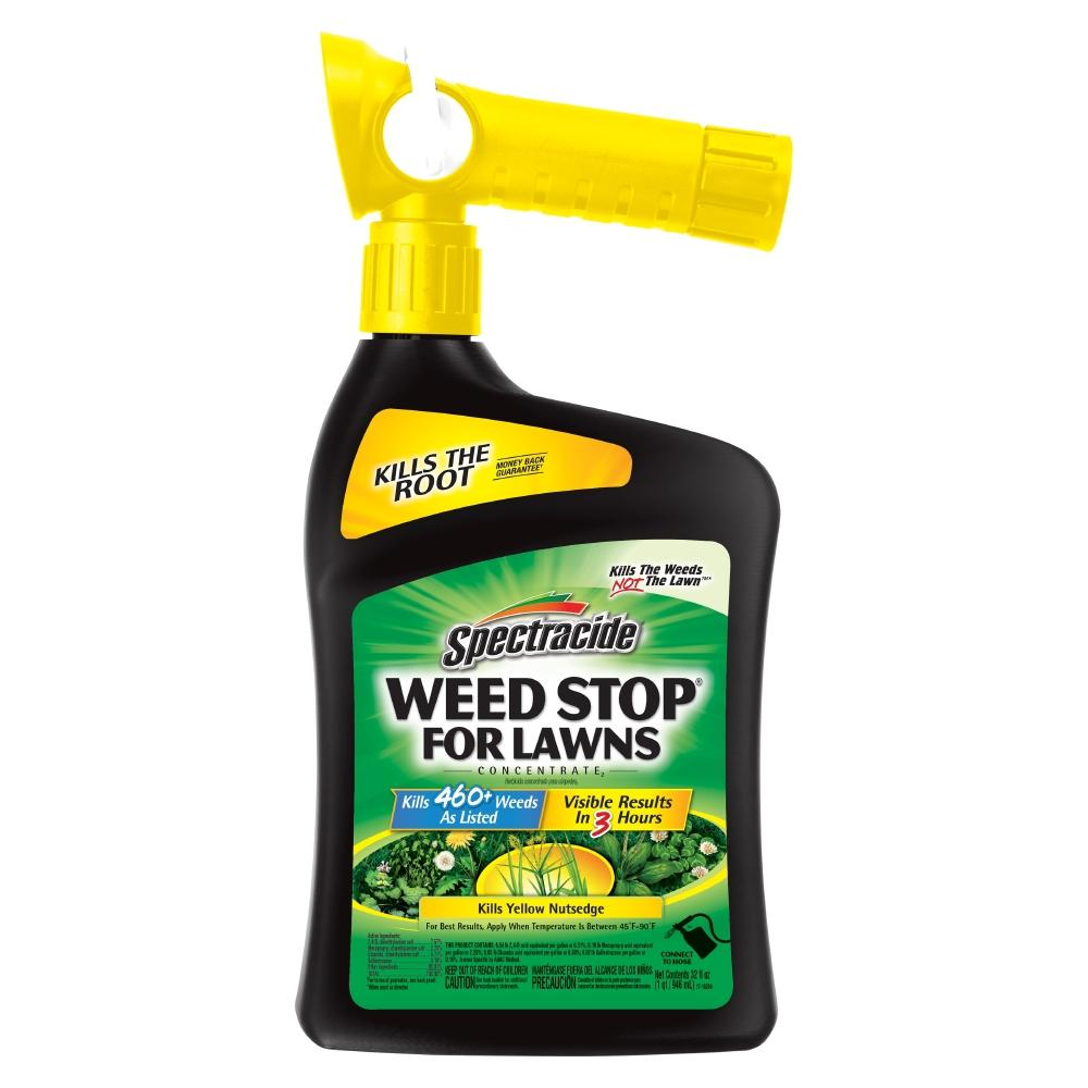 Spectracide 32 oz. Weed Stop for Lawns Ready-To-Spray Lawn Weed Killer