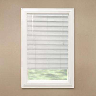 1-3/8 in. Room Darkening Vinyl Mini Blind