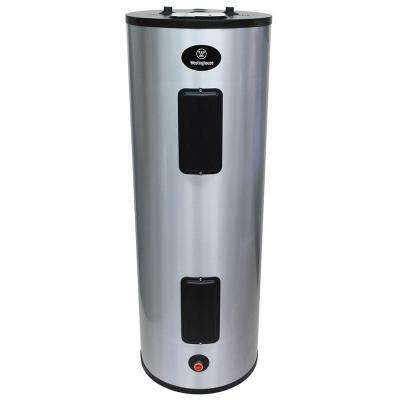 40 Gal. 5500-Watt 6 Year Residential Electric Water Heater with Durable 316L Stainless Steel Tank