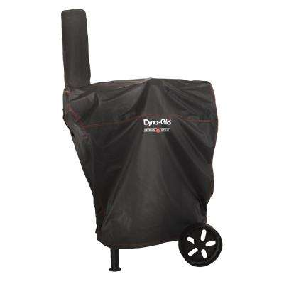35 in. Barrel Charcoal Grill Cover