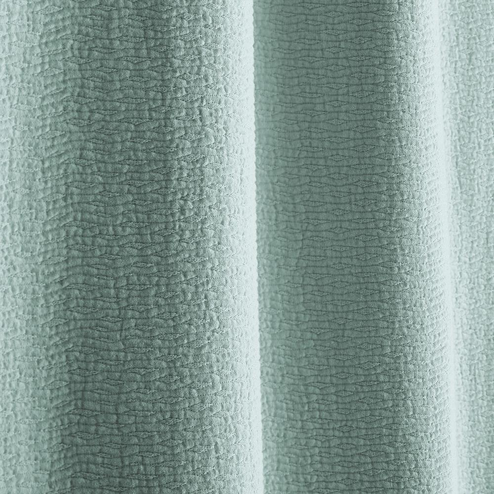 The Company Store 72 in. Spa Green Shower Curtain-VK34-72-SPA-GREEN ...