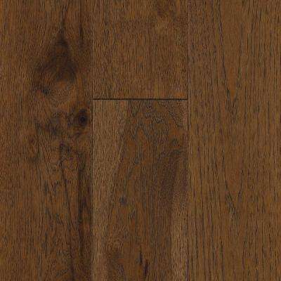 Take Home Sample - Hickory Nuthatch Solid Hardwood Flooring - 5 in. x 7 in.
