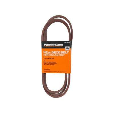 Ariens/Poulan 42 in. Gear Tractor Deck Belt