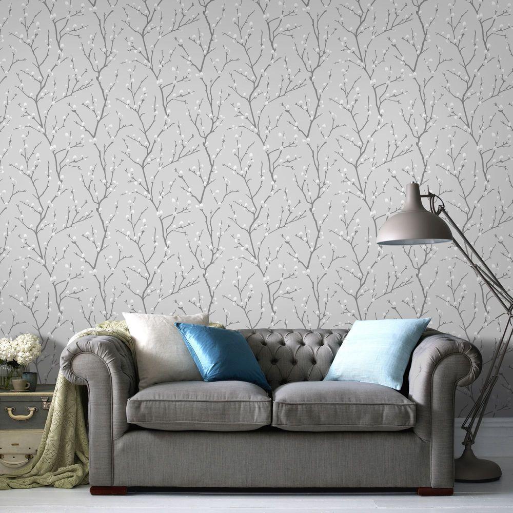 Gray Karma Wallpaper