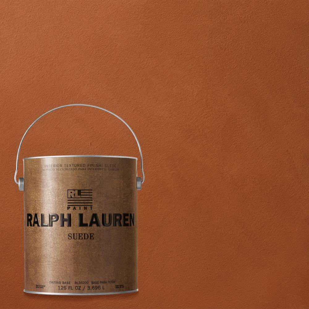 Ralph Lauren 1-gal. Clay Red Suede Specialty Finish Interior Paint