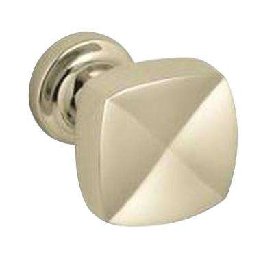Margaux 15/16 in. French Gold Cabinet Knob